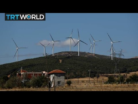 Turkey invests in clean energy to reduce carbon emissions   Money Talks