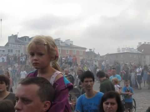 Warsaw Uprising 70th Anniversary