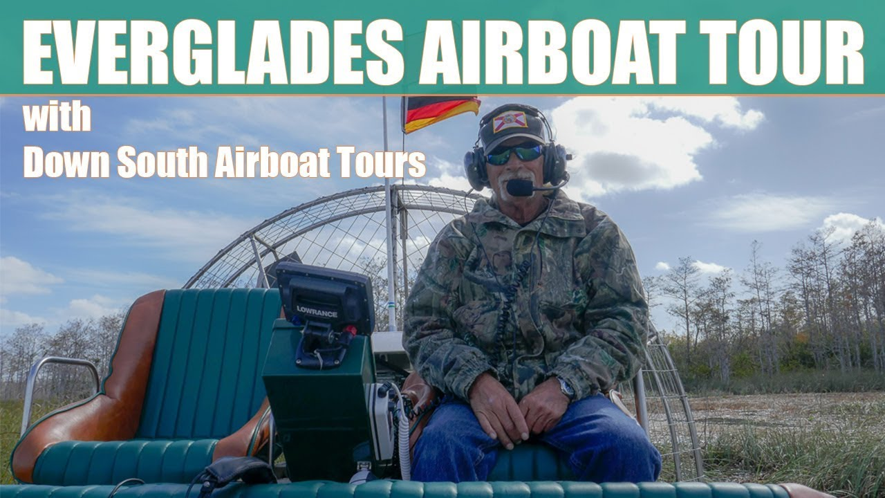 Everglades Airboat Tour | Learning To Travel