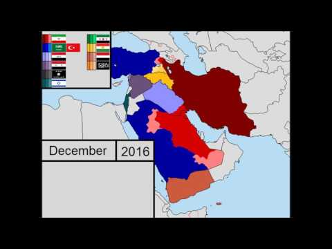 The Road to World War Three - Episode Two - The Middle Eastern War