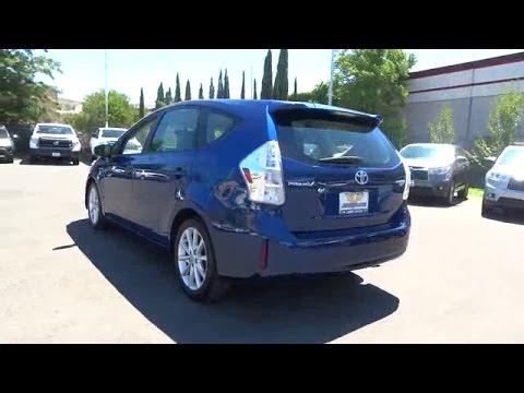2014 Toyota Prius v San Francisco, Napa, Santa Rosa, Vallejo, Oakland, CA P2566