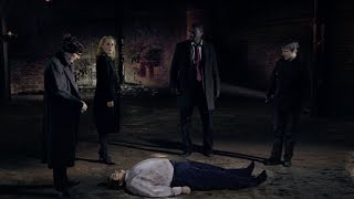 Sherlock, Luther and DSI Gibson team-up - Pure Drama: Trailer - BBC