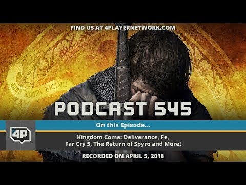 4Player Podcast #545: The Sex Ed Show