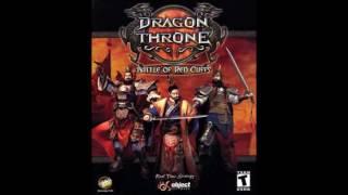 Dragon Throne Battle of Red Cliffs - Menu