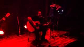 Paul Roland - The puppet master live@Mavri Trypa 12-12-2012