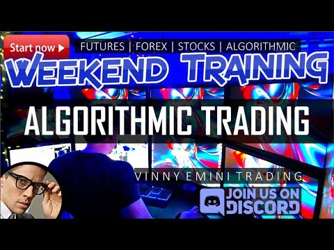 ALGOBOX™​ Algorithmic Trading Education| Futures Trading | Forex | Stocks | NinjaTrader