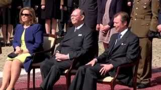 End of Exile - Grand Duchess Charlotte remembered