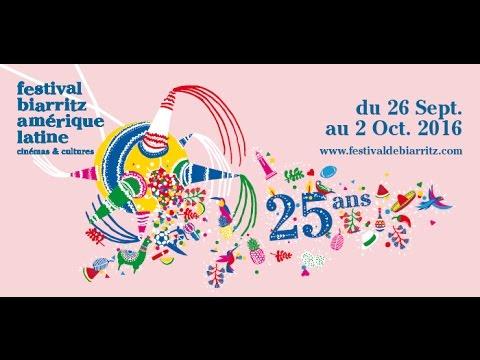 El Festival de cine Biarritz - América Latina festeja sus 25 años de existencia
