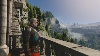 Witcher 3: 4K-Panoramen aus der PC-Version, Ultra-Settings
