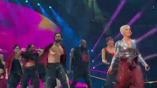 Baixar Pink - Blow Me (One Last Kiss) - P!NK Beautiful Trauma Tour - Indianapolis March 17, 2018