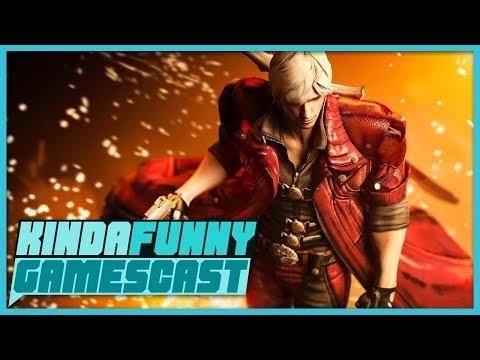 Devil May Cry 5 and Halo Infinite! Xbox E3 2018 Analysis - Kinda Funny Gamescast