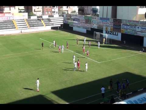 Nazilli Belediyespor : 2  Bugsaşspor : 2  Gol : Muğdat Çelik
