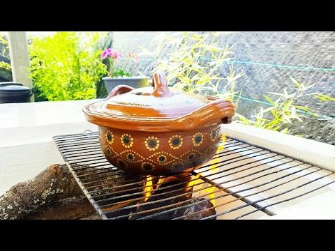 Mi estufa de le a para cocinar como encender el fuego for Estufas de lena para cocinar