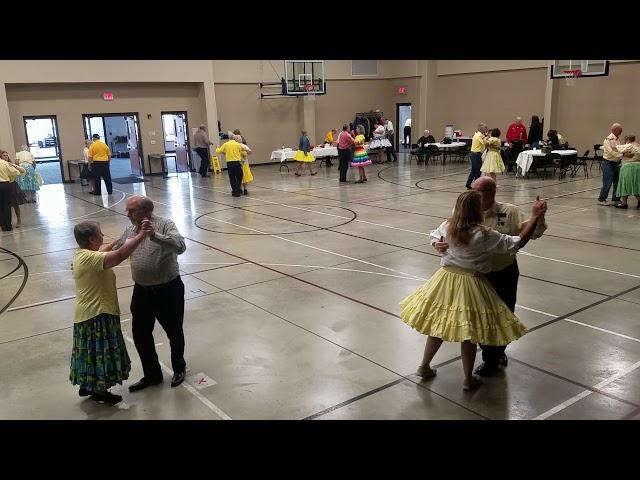 2019 Yellow Rock Dance -- 11/10/19 -- 02 -- Phyllis Burette -- Rounds