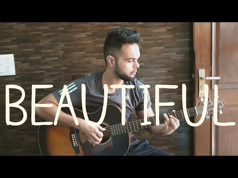 [free tabs] Bazzi - Beautiful feat. Camila Cabello (Fingerstyle Guitar Cover)