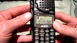 alinco djx 2000 HD