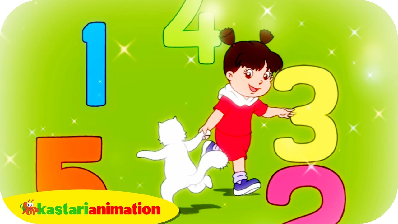 AYO BERHITUNG Lagu Anak Indonesia HD Kastari Animation