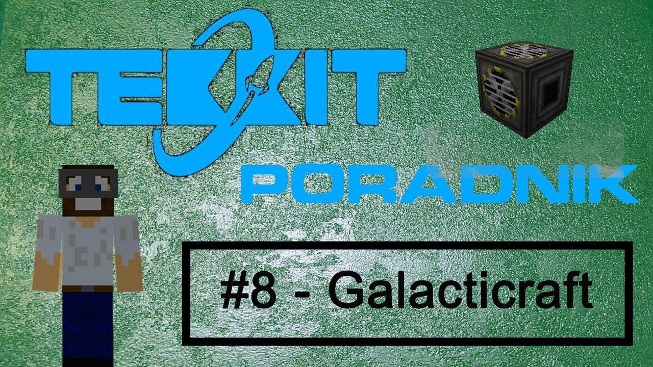 Minecraft Tekkit Galacticraft - Year of Clean Water