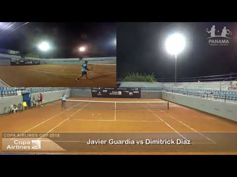 Javier Guardia vs Dimitrick Diaz