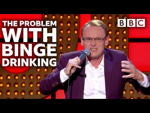 Why Sean Lock's hobby is getting smashed 🍺 | Live At The Apollo - BBC