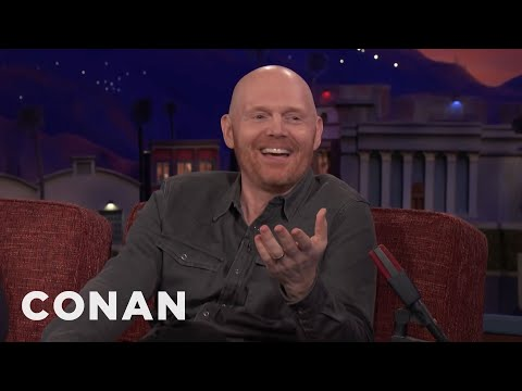 Bill Burr Wants To Yell At Other Peoples Kids