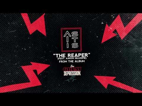 As It Is – The Reaper (ft. Aaron Gillespie)