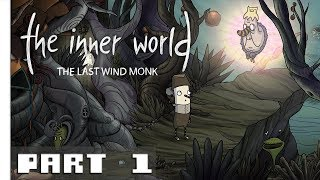 The Inner World - The Last Wind Monk - Gameplay Part 1