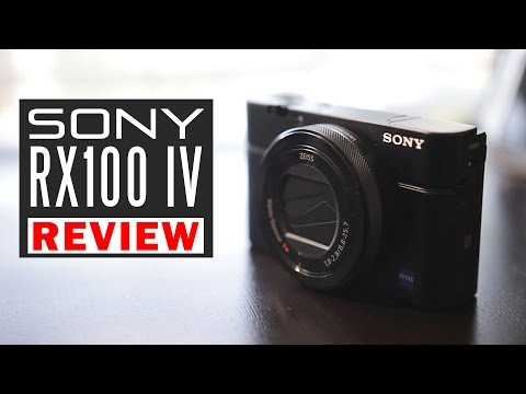 Sony CyberShot RX100 IV REVIEW - Is It The Perfect Compact 4k Camera?