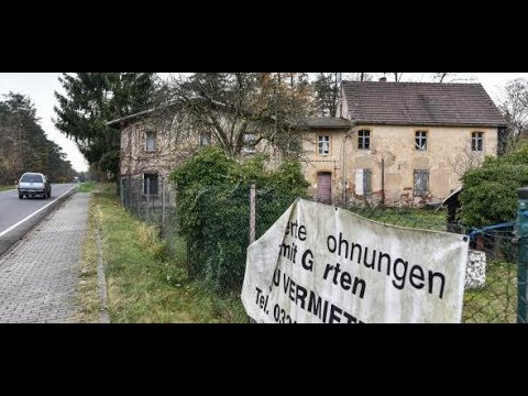 Reales Monopoly: Geheimnisvoller Unbekannter ersteigert Dorf in Brandenburg
