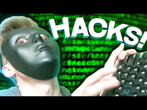 HOW 2 B HACKER! \ SUPER HOT