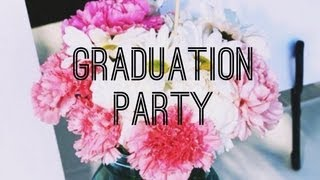Graduation Party ● OOTN Thumbnail