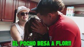 El Pocho BESA A Flor!! | Team Brocoli