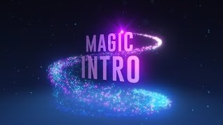 After Effects Tutorial - Magie Colorée Sentiers avec Notamment