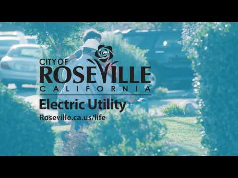 Roseville Electric Utility - Life is Electric