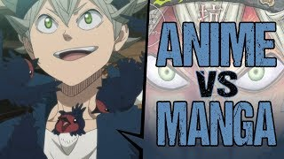 Gambar cover Black Clover: Anime vs. Manga (Anime Discussion ft. TheEspresso) | Donte's Round Table
