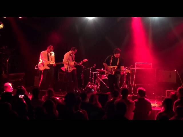 Fire Escape Rope live at Melkweg, Amsterdam