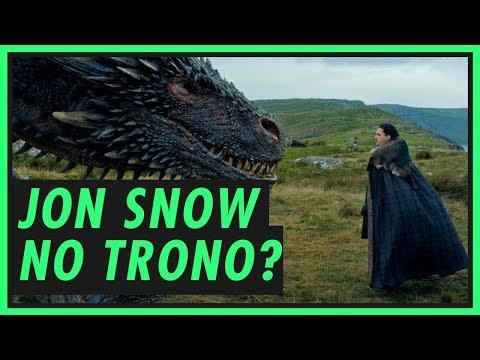 JON SNOW É O HERDEIRO DO TRONO DE FERRO? | GAME OF THRONES
