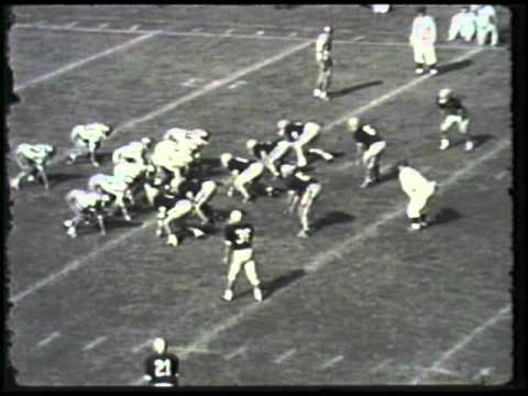 Virginia vs William and Mary Football 1961
