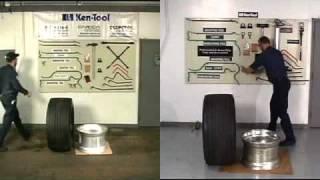 ken tool s super serpent tbls tire mount demount tire irons