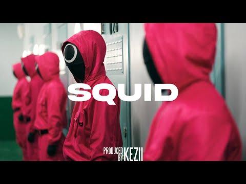 "[FREE] Squid Game X UK Drill Type Beat – ""SQUID""   UK Drill Instrumental 2021"