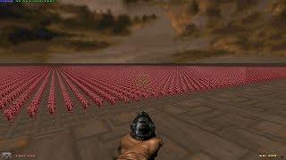 (18+) Crazy Joker in Doom II карты подписчиков