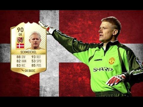 FIFA 17 - Peter Schmeichel - Legend Review