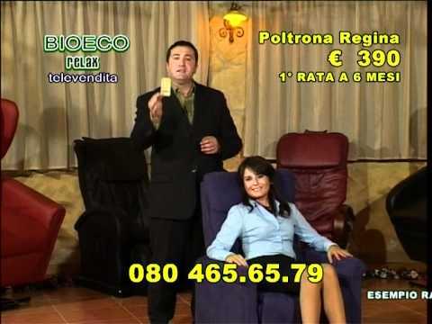 Televendita Poltrone Relax.Televendita Poltrone Shiatsu