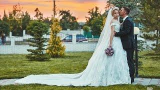 Шикарная южная свадьба Анатолия и Прасковьи