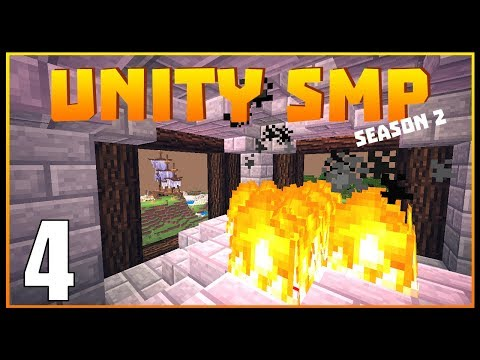 Ep 4: This Tower's On Fire | Unity SMP Season 2
