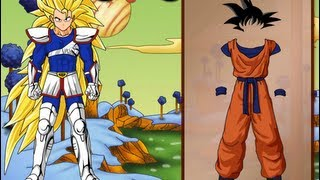 vuclip Reseña Critica y Opinión Dragon ball Z Batalla de los Dioses Trajes Armaduras Ropa Goku Juego