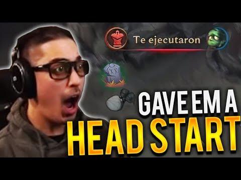 AFTERSHOCK AMUMU JUNGLE   GAVE THE ENEMY TEAM A HEAD START!!! - Trick2g