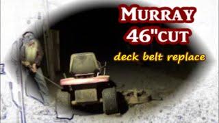 Murray Lawn Mower 46