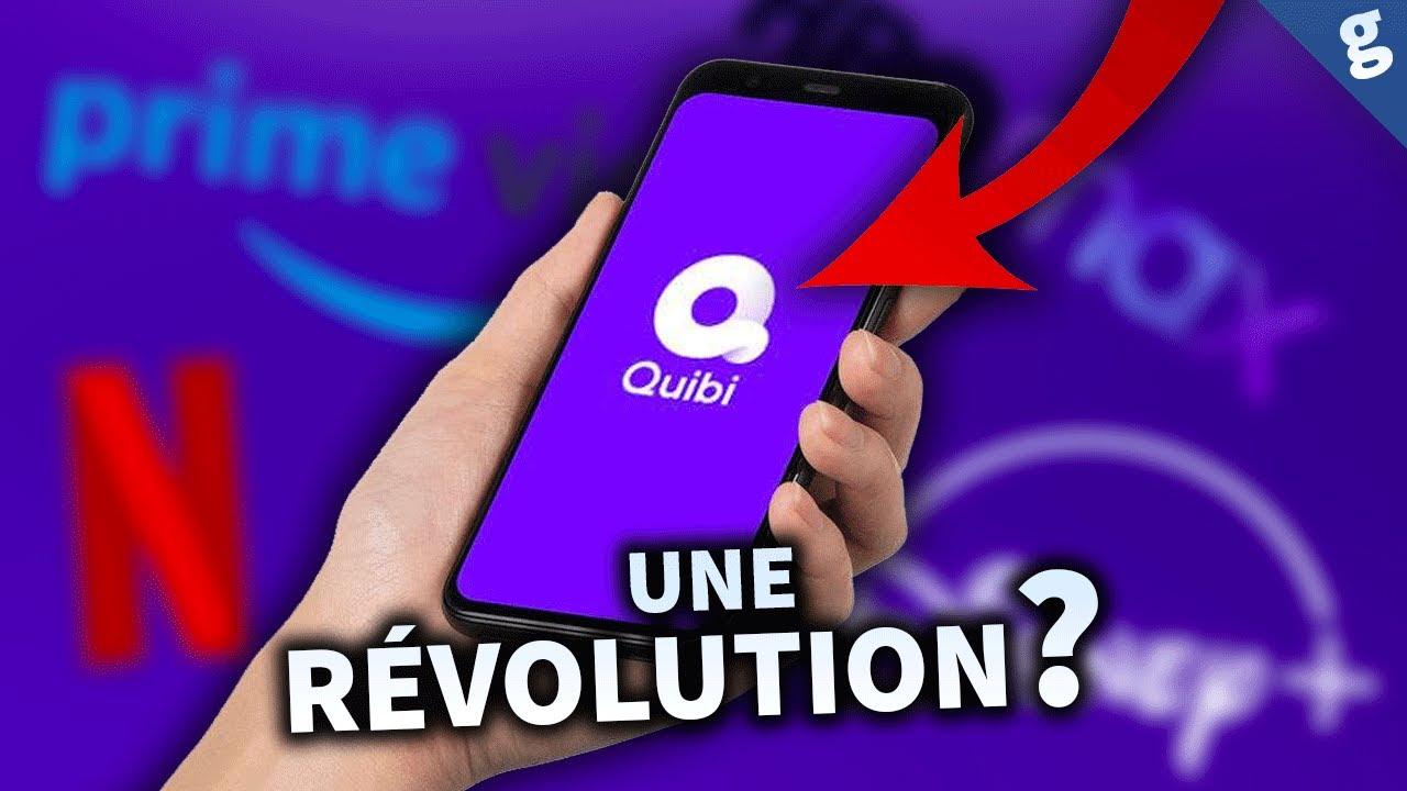 Ce service de streaming veut révolutionner le divertissement ? TOUT SAVOIR sur QUIBI !