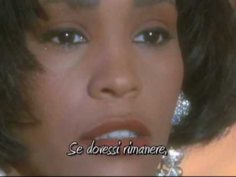 Whitney Houston - Will Always Love You - Traduzione in italiano